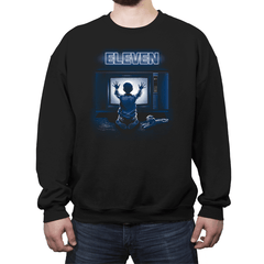 ELEVEN-GEIST - Crew Neck Sweatshirt - Crew Neck Sweatshirt - RIPT Apparel