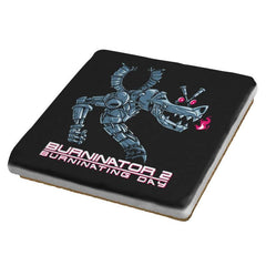 Burninator 2 Exclusive - Coasters - Coasters - RIPT Apparel