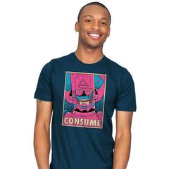 CONSUME - Mens - T-Shirts - RIPT Apparel