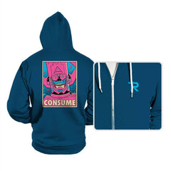 CONSUME - Hoodies - Hoodies - RIPT Apparel
