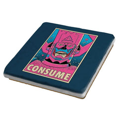 CONSUME - Coasters - Coasters - RIPT Apparel