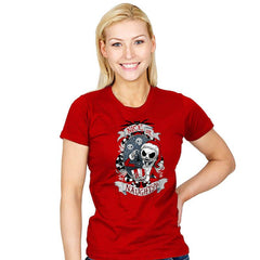 Naughty - Womens - T-Shirts - RIPT Apparel