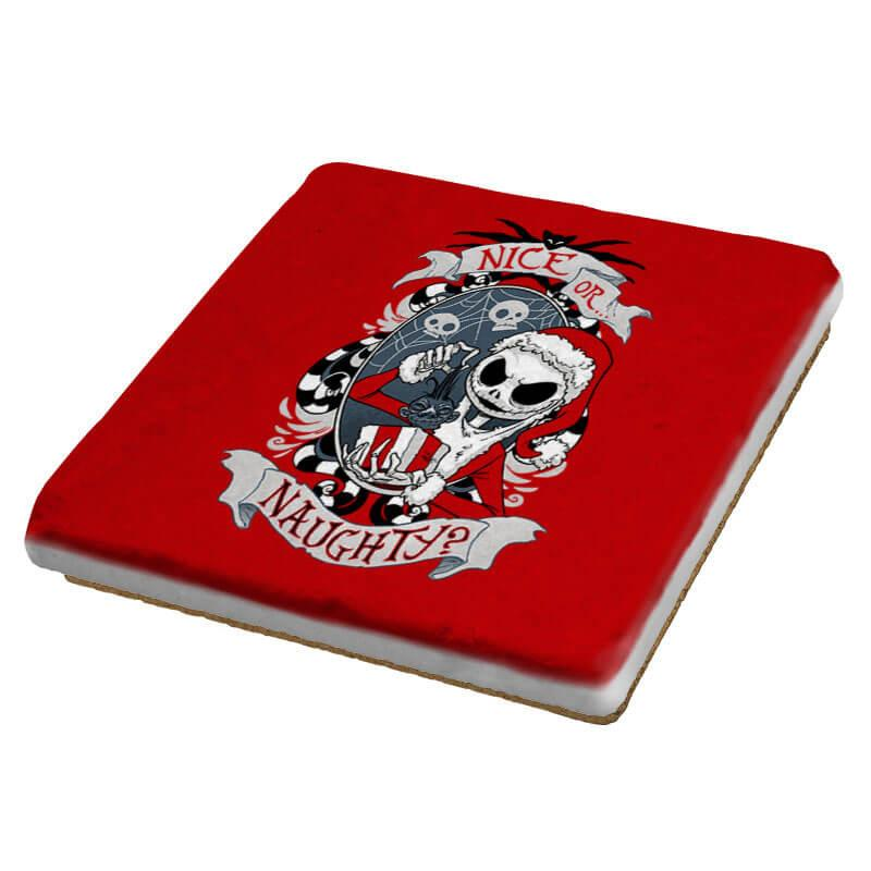 Naughty - Coasters - Coasters - RIPT Apparel