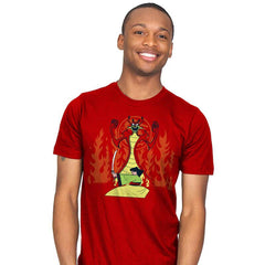 Samurai Princess - Mens - T-Shirts - RIPT Apparel