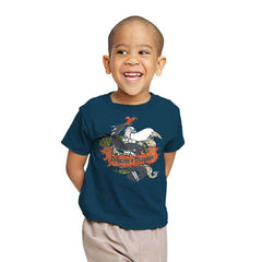Princess of Dragons - Youth - T-Shirts - RIPT Apparel