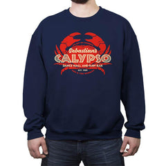 Sebastian's - Crew Neck Sweatshirt - Crew Neck Sweatshirt - RIPT Apparel