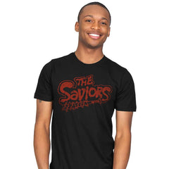 The Saviors - Mens - T-Shirts - RIPT Apparel