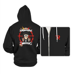 This Is Where I Thrash - Hoodies - Hoodies - RIPT Apparel