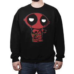 What The Deuce? - Crew Neck - Crew Neck - RIPT Apparel