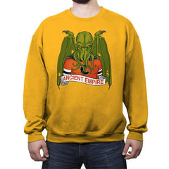 Ancient Empire - Crew Neck Sweatshirt - Crew Neck Sweatshirt - RIPT Apparel