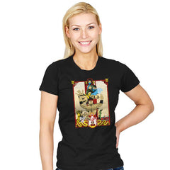 Enter Kombat - Womens - T-Shirts - RIPT Apparel