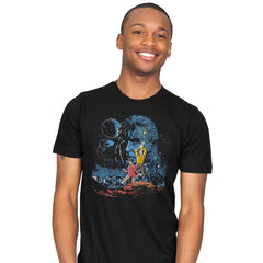 Trek Wars - Mens - T-Shirts - RIPT Apparel