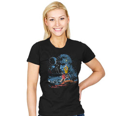 Trek Wars - Womens - T-Shirts - RIPT Apparel