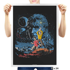Trek Wars - Prints - Posters - RIPT Apparel