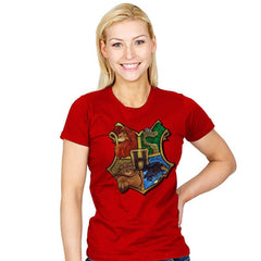 Big Fans - Womens - T-Shirts - RIPT Apparel