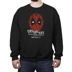 Wade Poolhees - Crew Neck Sweatshirt - Crew Neck Sweatshirt - RIPT Apparel