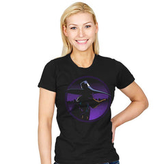 Terror That Flaps In The Night - Womens - T-Shirts - RIPT Apparel