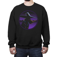 Terror That Flaps In The Night - Crew Neck Sweatshirt - Crew Neck Sweatshirt - RIPT Apparel