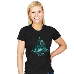 BUZZTRON - Womens - T-Shirts - RIPT Apparel