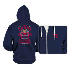 Street Judge Trainee - Hoodies - Hoodies - RIPT Apparel