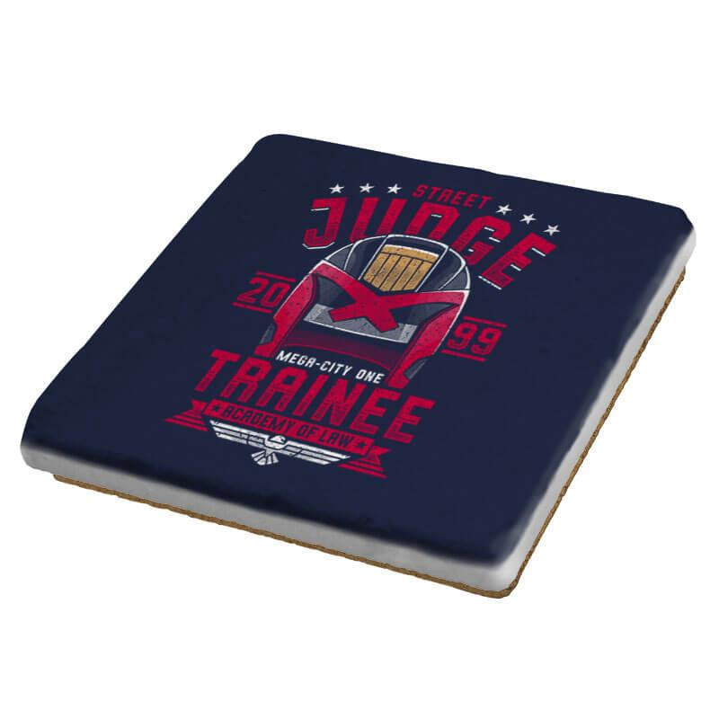 Street Judge Trainee - Coasters - Coasters - RIPT Apparel