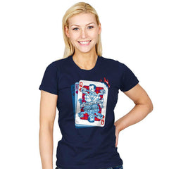 Gob of Diamonds - Womens - T-Shirts - RIPT Apparel