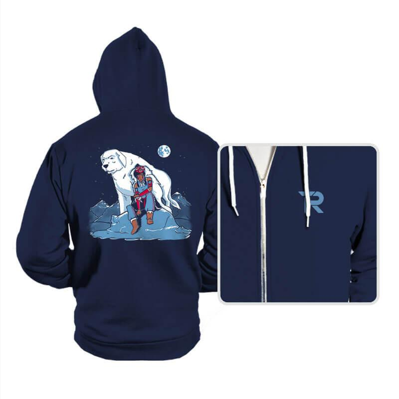 The Legend of Mononoke  - Hoodies - Hoodies - RIPT Apparel