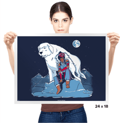 The Legend of Mononoke  - Prints - Posters - RIPT Apparel