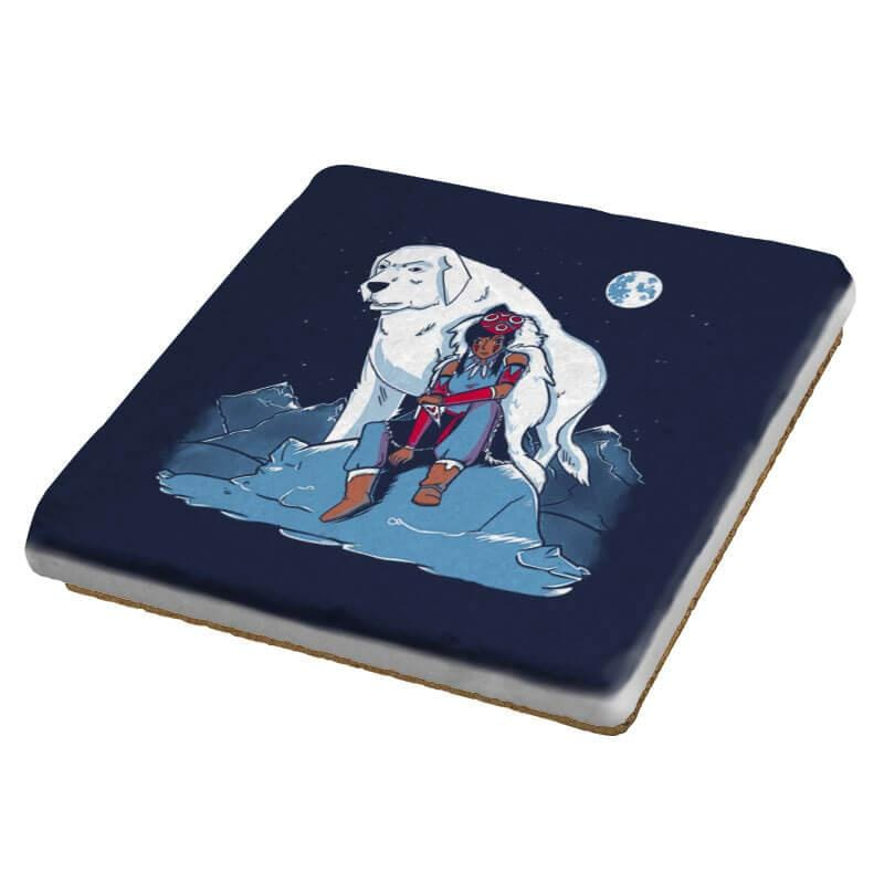 The Legend of Mononoke  - Coasters - Coasters - RIPT Apparel