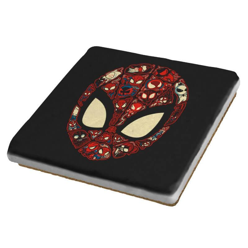 Marvelous Lil Spiders - Coasters - Coasters - RIPT Apparel