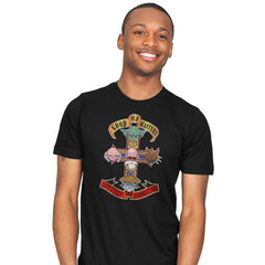APPETITE FOR INSTRUCTION - Mens - T-Shirts - RIPT Apparel