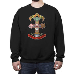 APPETITE FOR INSTRUCTION - Crew Neck Sweatshirt - Crew Neck Sweatshirt - RIPT Apparel