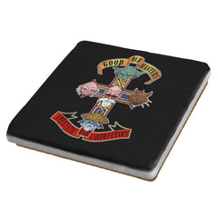APPETITE FOR INSTRUCTION - Coasters - Coasters - RIPT Apparel
