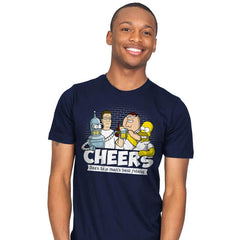 Cheers - Mens - T-Shirts - RIPT Apparel