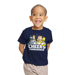 Cheers - Youth - T-Shirts - RIPT Apparel