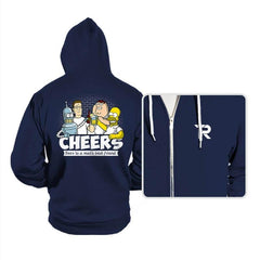 Cheers - Hoodies - Hoodies - RIPT Apparel