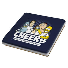 Cheers - Coasters - Coasters - RIPT Apparel