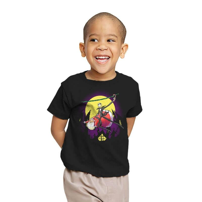 The Amazing Skeleton - Youth - T-Shirts - RIPT Apparel