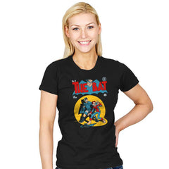 The Bat - Womens - T-Shirts - RIPT Apparel
