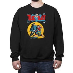 The Bat - Crew Neck Sweatshirt - Crew Neck Sweatshirt - RIPT Apparel