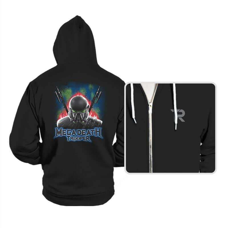 MegaDeath Trooper - Hoodies - Hoodies - RIPT Apparel