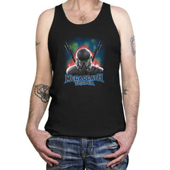 MegaDeath Trooper - Tanktop - Tanktop - RIPT Apparel