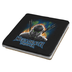 MegaDeath Trooper - Coasters - Coasters - RIPT Apparel
