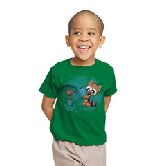 The Little Guardener - Youth - T-Shirts - RIPT Apparel