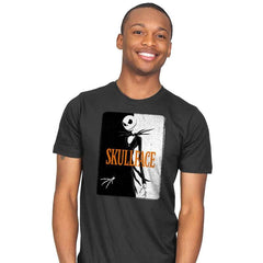 SKULLFACE - Mens - T-Shirts - RIPT Apparel