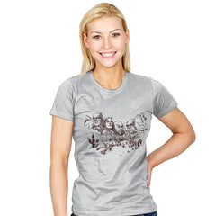 Mt. Defendmore - Womens - T-Shirts - RIPT Apparel