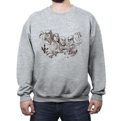 Mt. Defendmore - Crew Neck Sweatshirt - Crew Neck Sweatshirt - RIPT Apparel