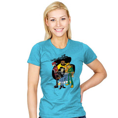 Defenderz - Womens - T-Shirts - RIPT Apparel