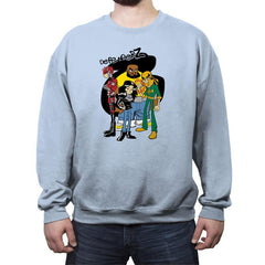 Defenderz - Crew Neck Sweatshirt - Crew Neck Sweatshirt - RIPT Apparel