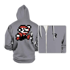 Graffiti Mario - Hoodies - Hoodies - RIPT Apparel